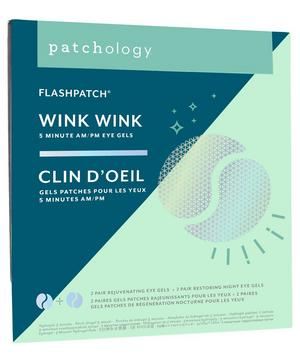 Wink Wink FlashPatch® 5-Minute Hydrogels