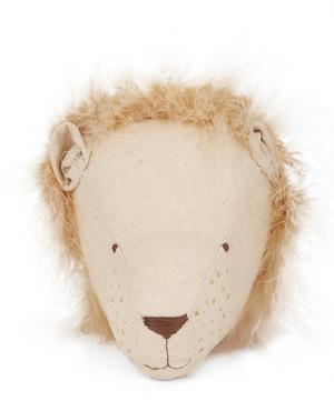 Little Lion Head Wall Hanging