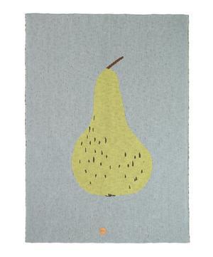 Pear Cotton Blanket