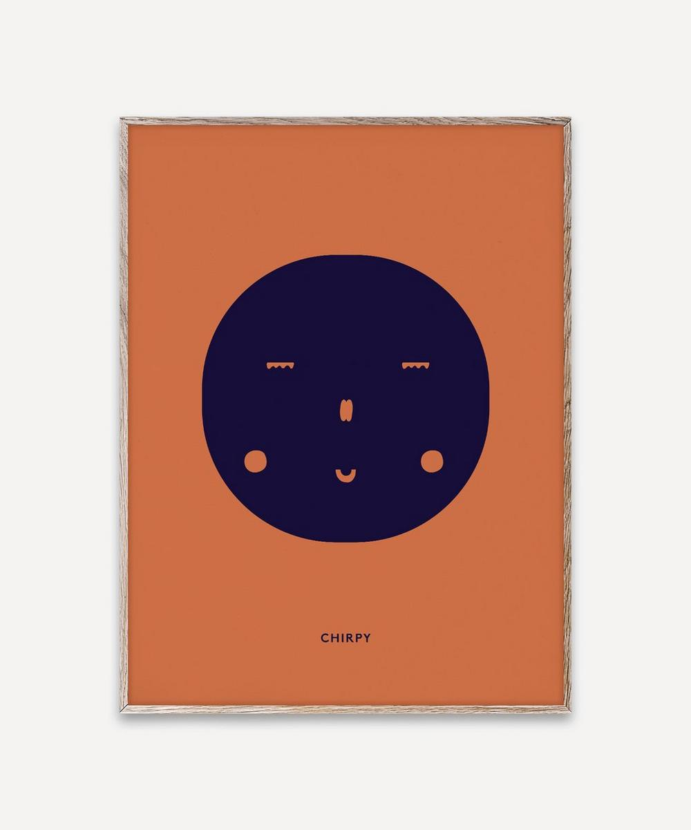 Chirpy Feeling A3 Print