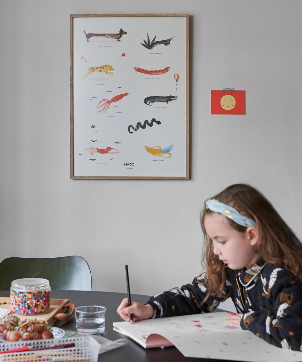 The Mado Family Print