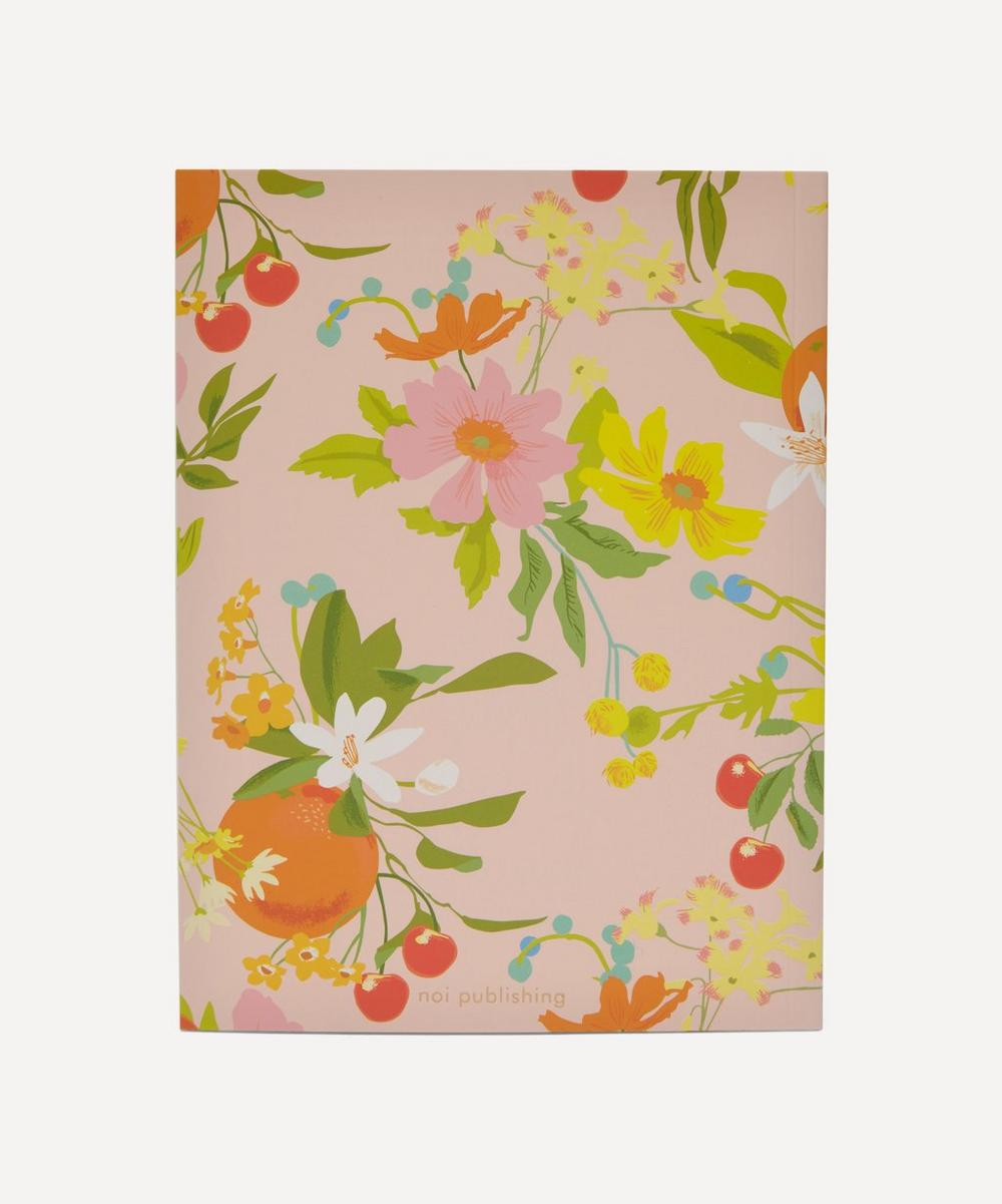 Flowers Notebooks Set of Two