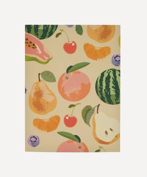 Fruity Notebooks Set of Two
