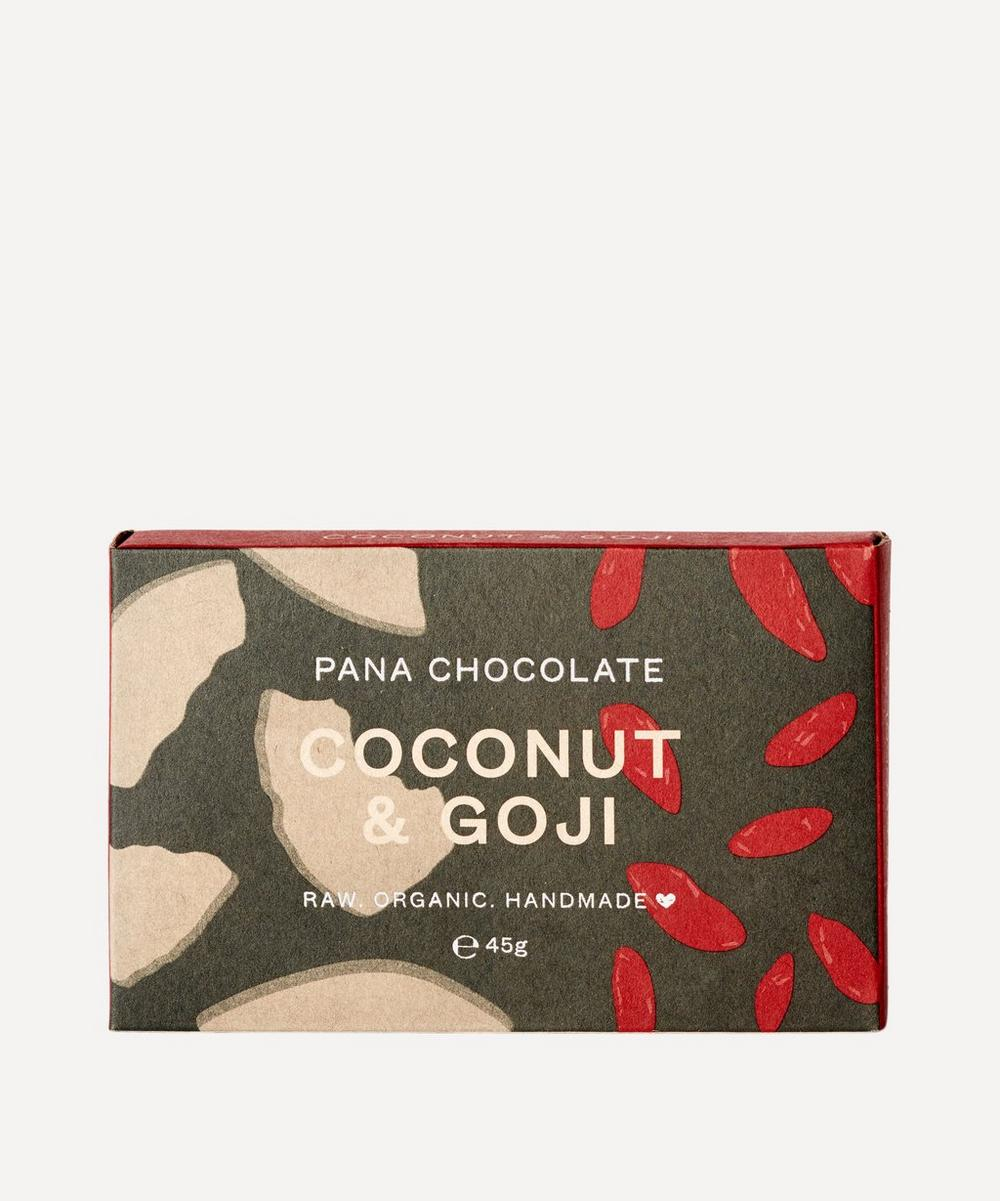 Coconut and Goji Chocolate Bar 45g