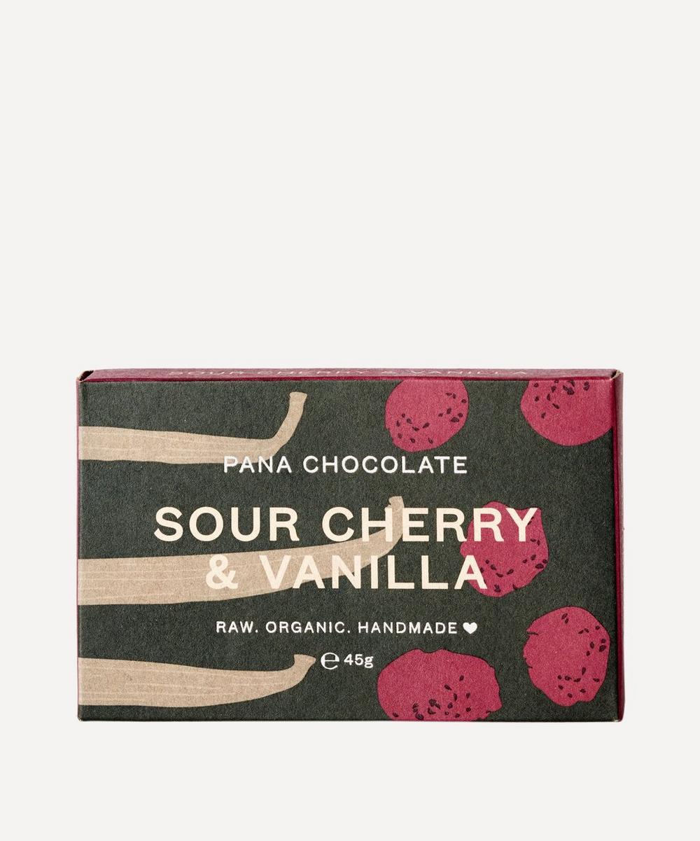 Sour Cherry and Vanilla Chocolate Bar 45g
