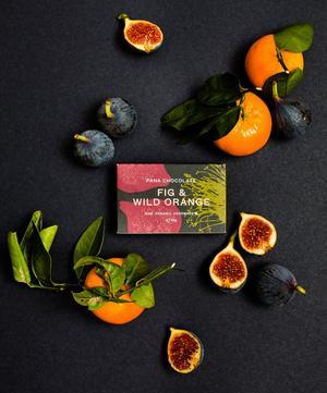 Fig and Wild Orange Chocolate Bar 45g
