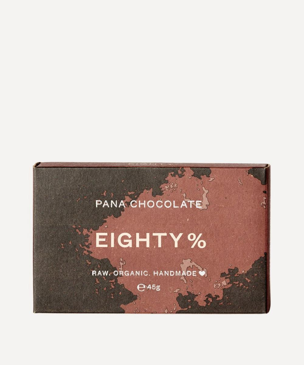 80% Raw Cacao Chocolate Bar 45g