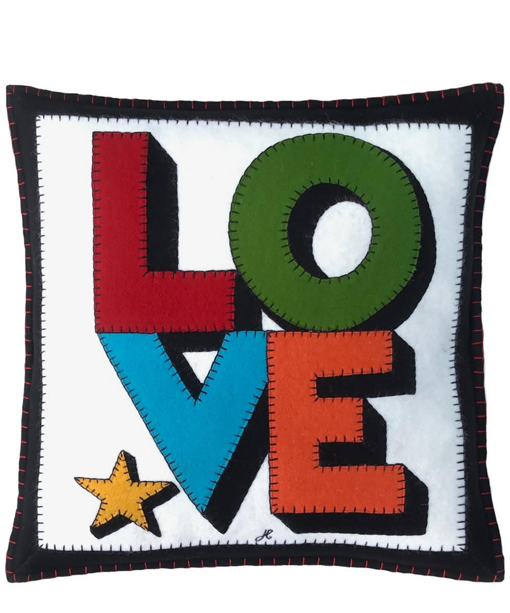 Star Love Cushion