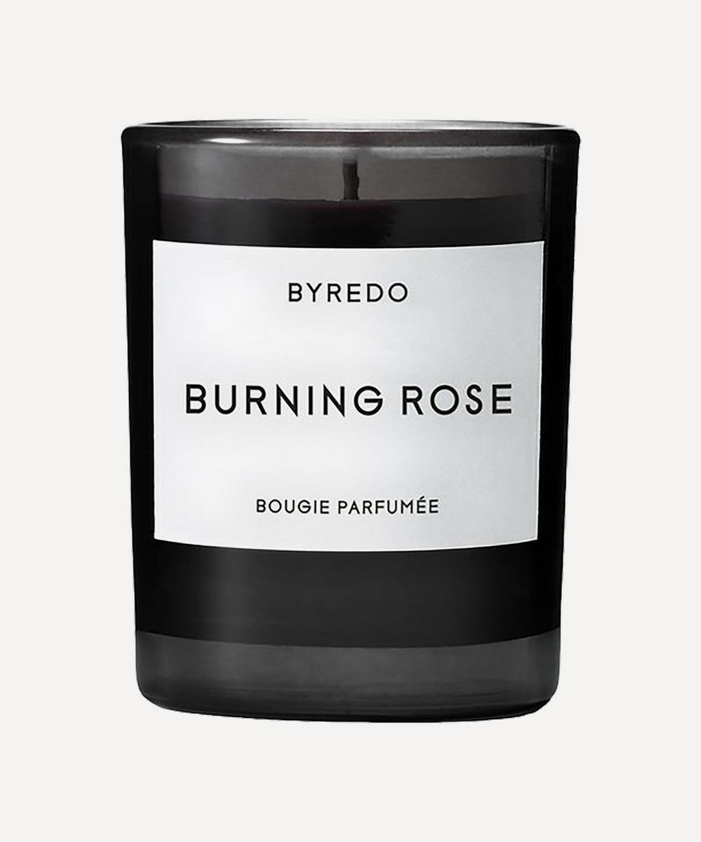 Byredo - Burning Rose Mini Candle 70g