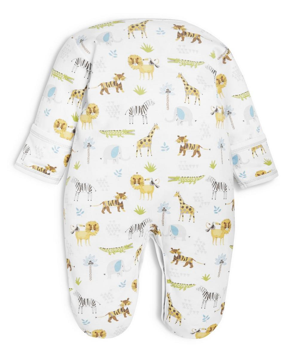 Jungle Junket Footie 0-12 Months