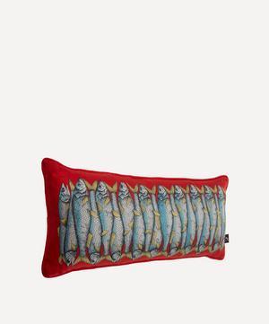 Rectangular Silk Cushion