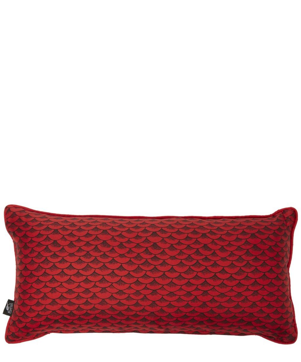 Rectangular Silk Cushion