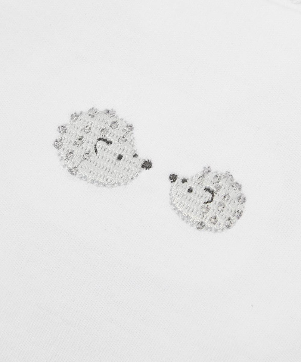 Humble Hedgehogs Footed Pant Set 0-9 Months