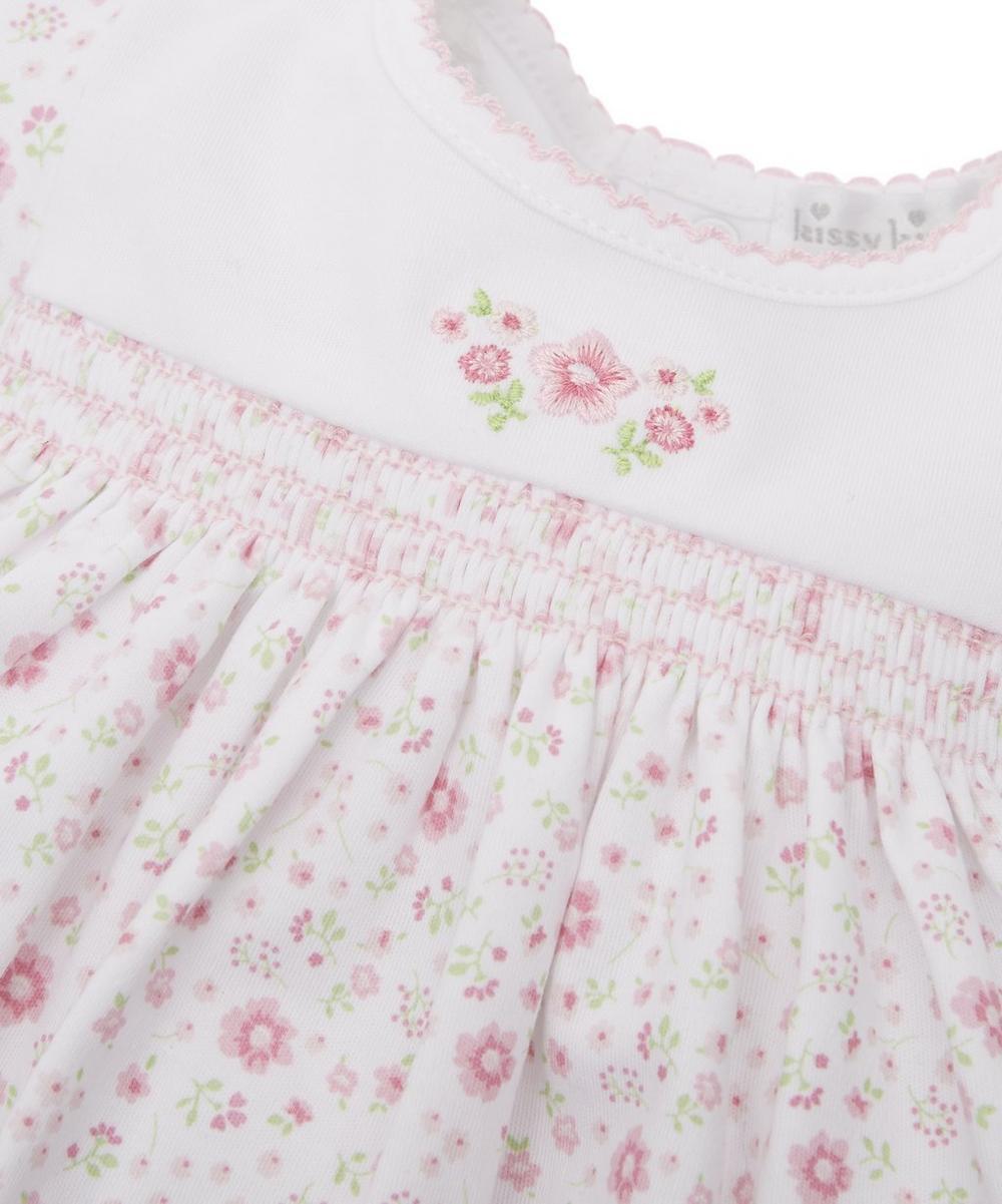 Garden Treasure Dress Set 0-24 Months