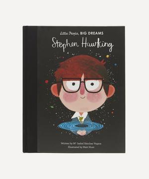 Little People, Big Dreams Stephen Hawking
