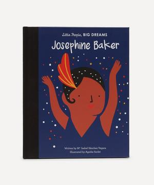 Little People, Big Dreams Josephine Baker