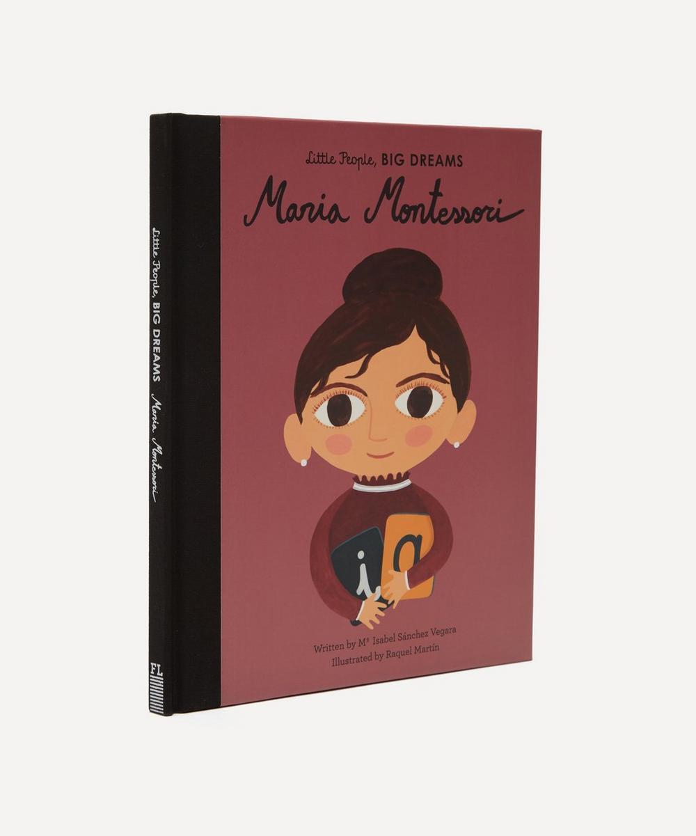 Little People Big Dreams, Maria Montessori