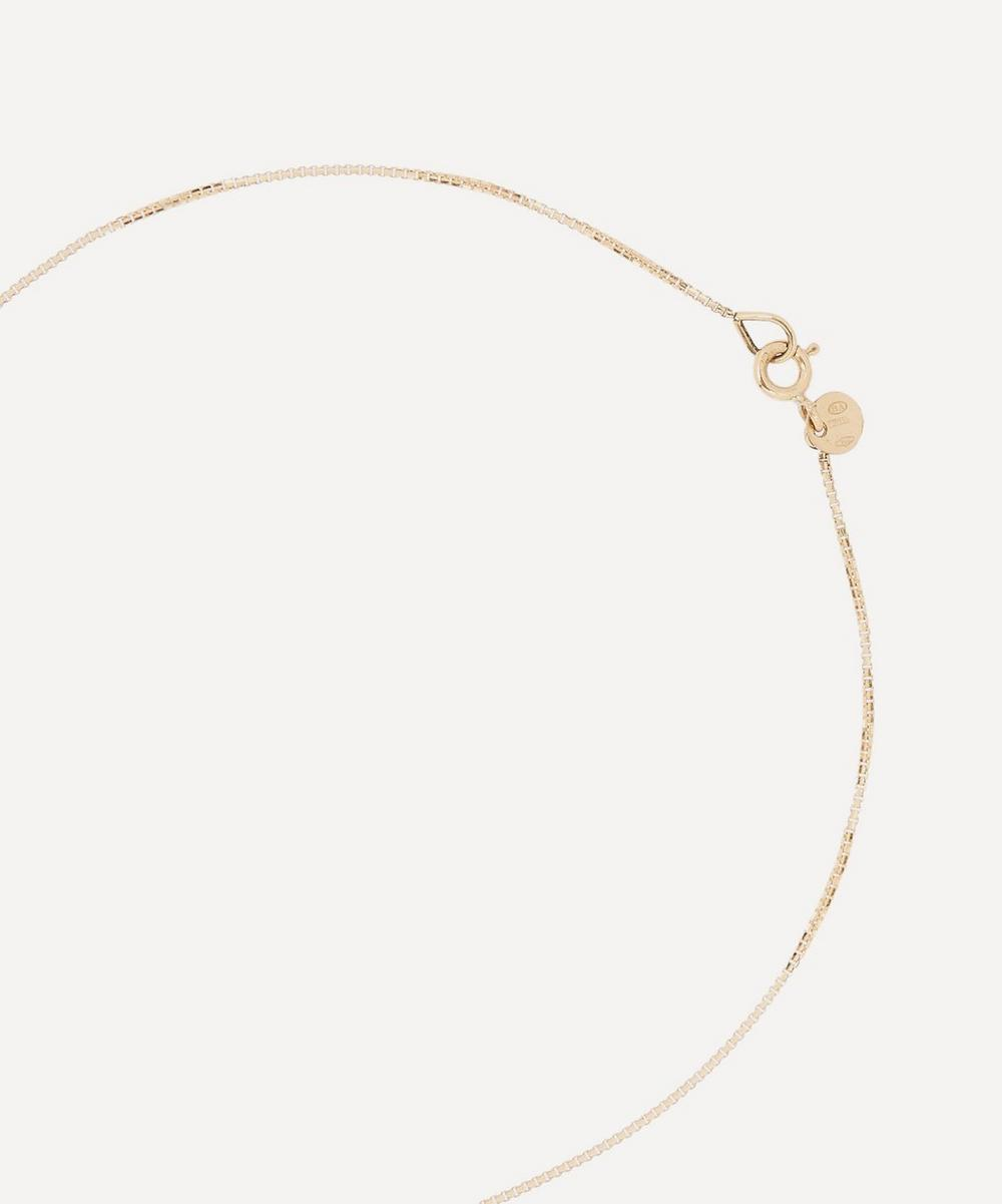 Gold Anni 30 Chain Necklace