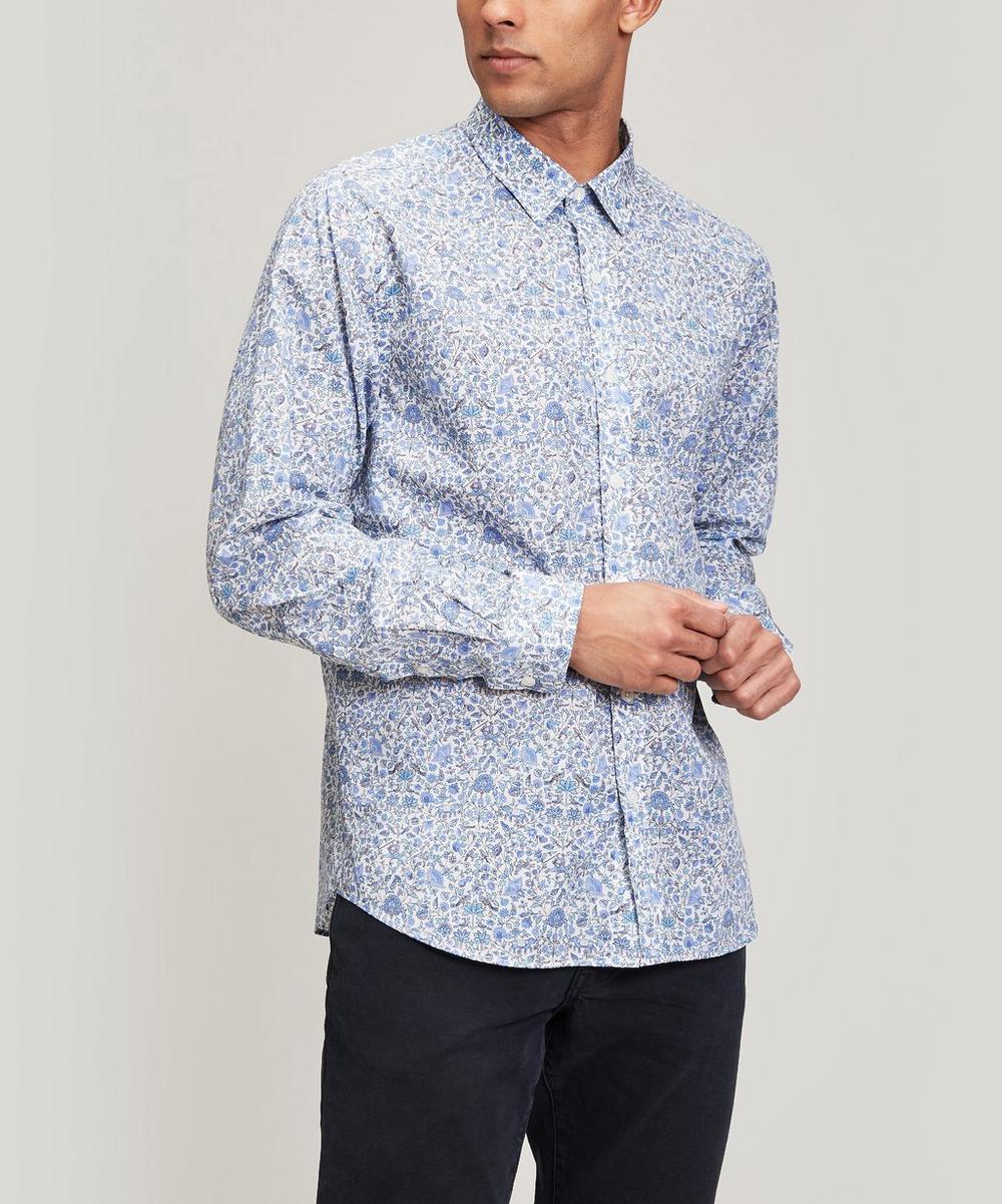 Imran Tana Lawn™ Cotton Lasenby Shirt