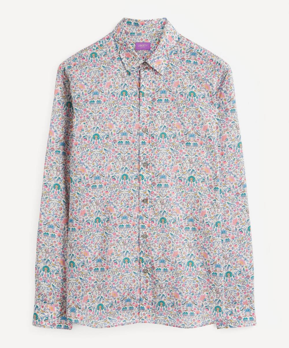 Liberty - Imran Tana Lawn™ Cotton Casual Classic Slim Fit Shirt
