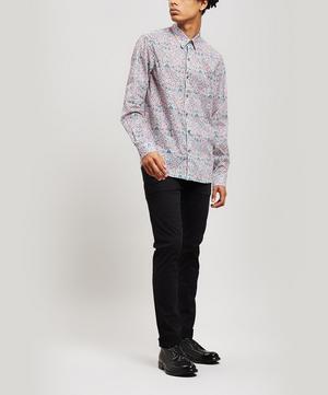 Imran Tana Lawn Cotton Long-Sleeved Lasenby Shirt