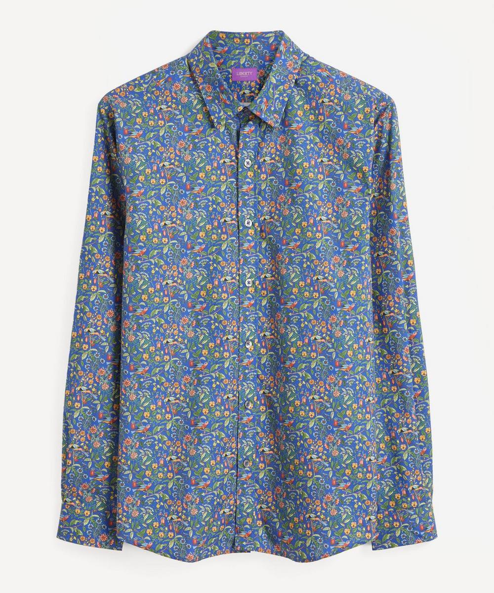 Catesby Poplin Lasenby Shirt