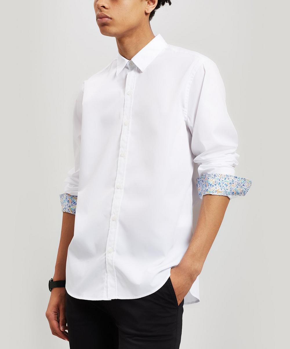 Plain Phoebe Tana Lawn™ Cotton Lasenby Shirt