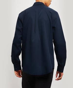Plain Lodden Tana Lawn™ Cotton Lasenby Shirt