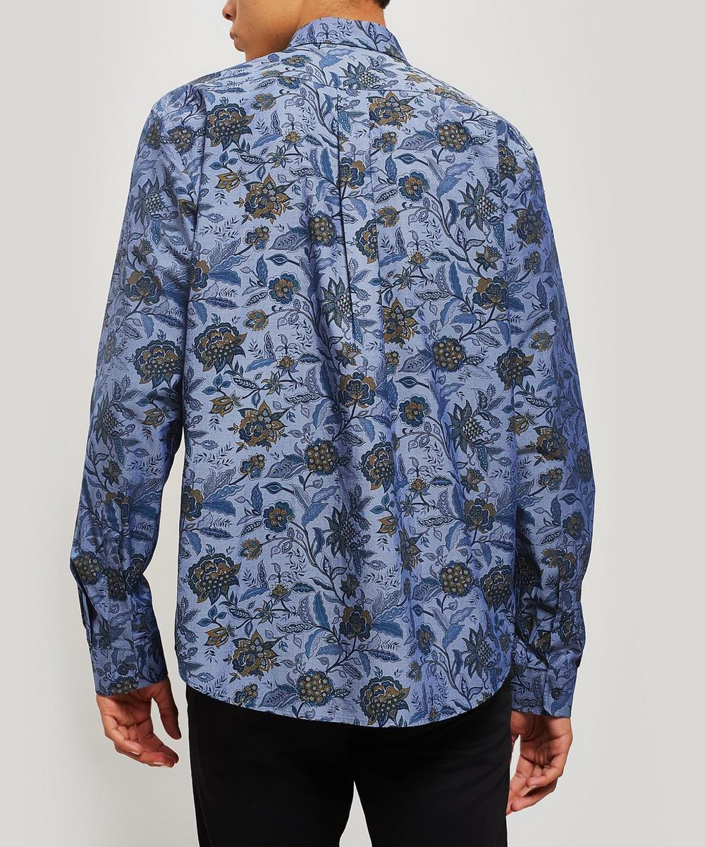 Damsa Chambray Cotton Lasenby Shirt