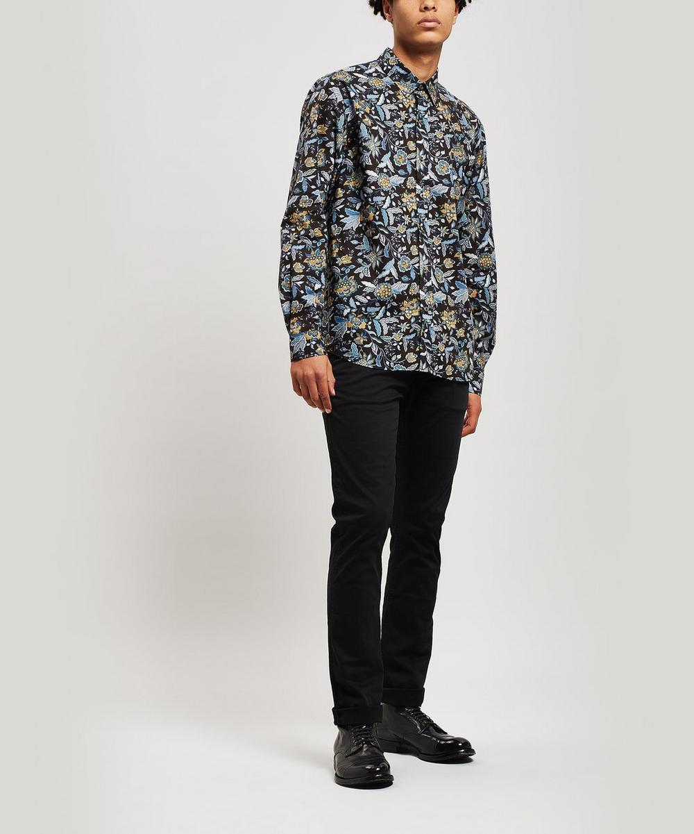 Damsa Tana Lawn™ Cotton Lasenby Shirt