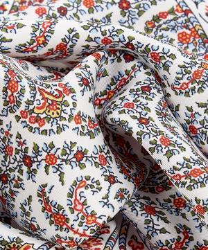 Paisley Summer Wedding Printed Silk Pocket Square