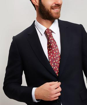 Northwich Printed Silk Tie