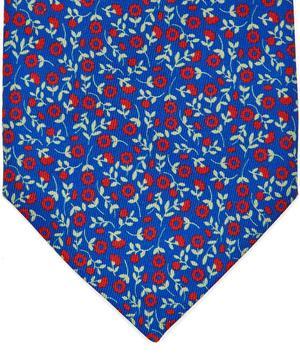 Winsford Printed Silk Tie