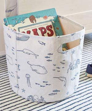Life Aquatic Storage Bin