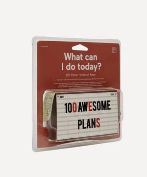 What Can I Do Today Decision-Maker Ticket Box