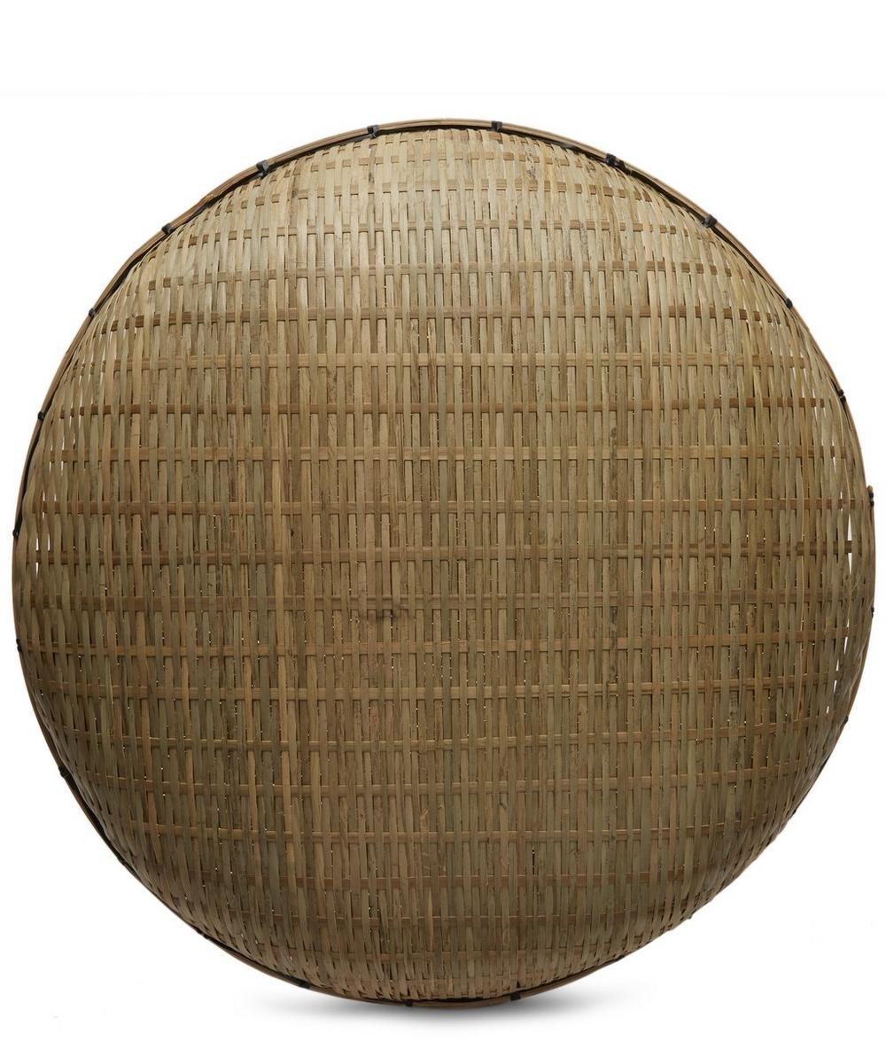Bamboo Baskets Set of Two