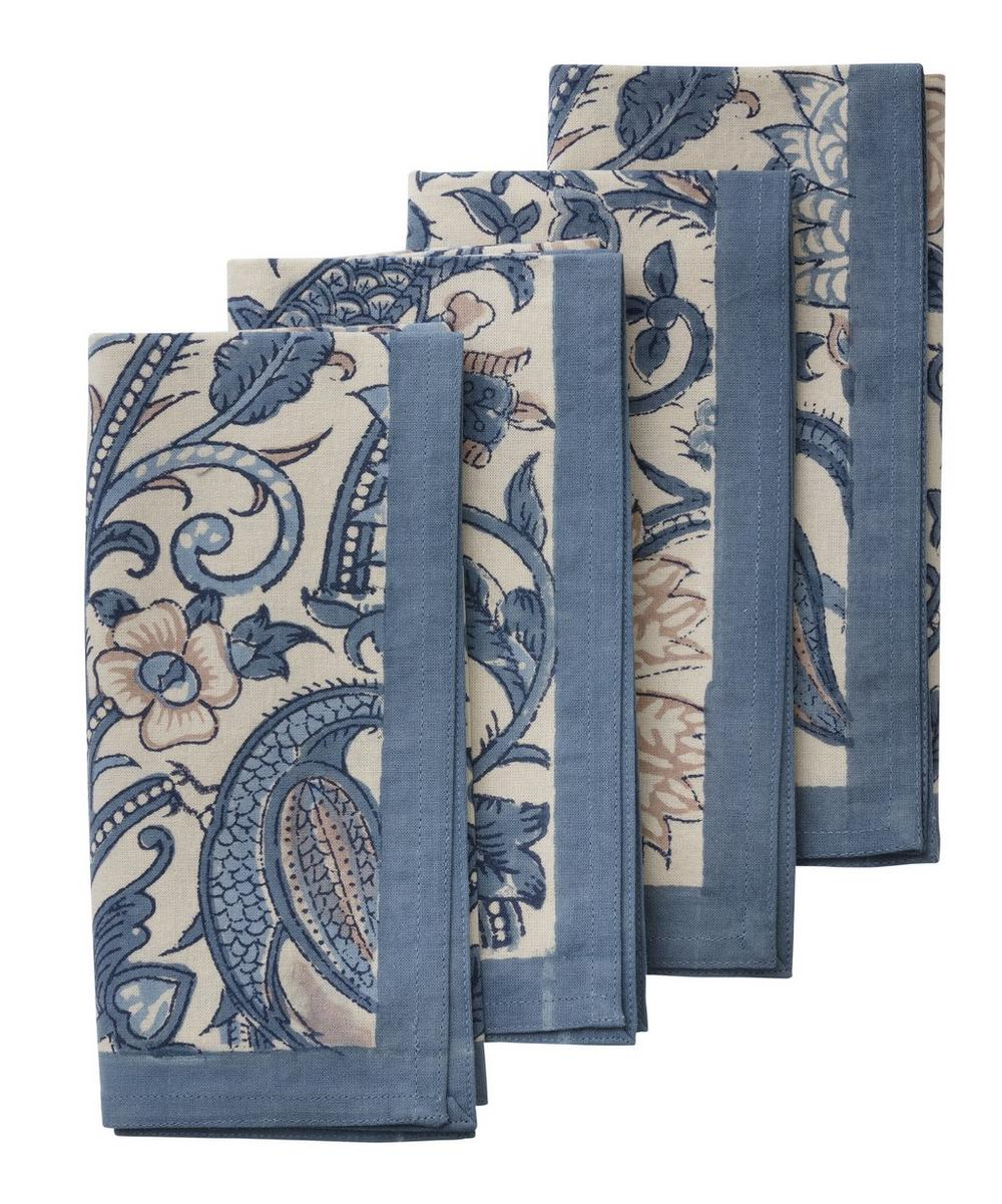 Paisley Cotton Napkin