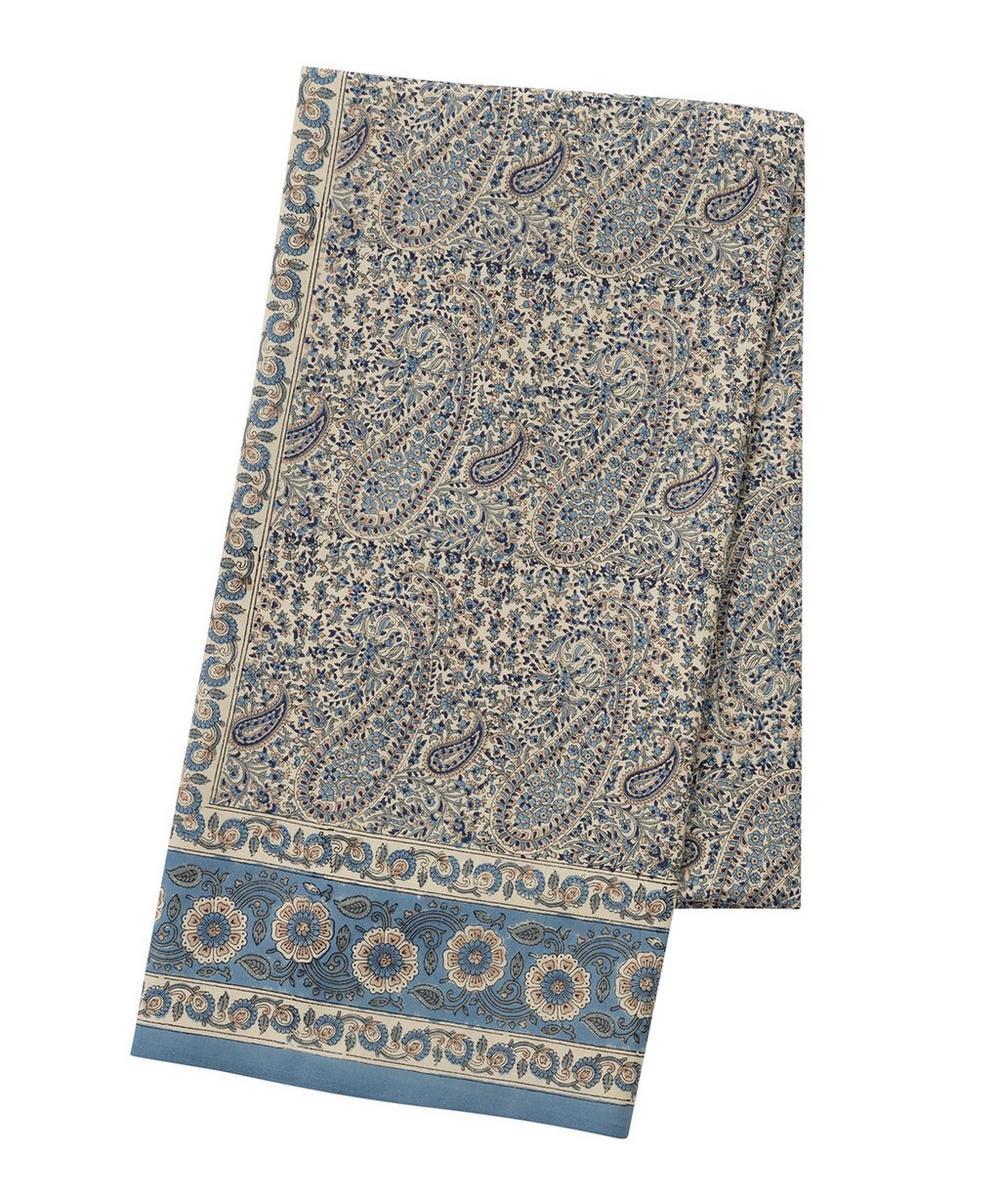 Paisley Cotton Tablecloth