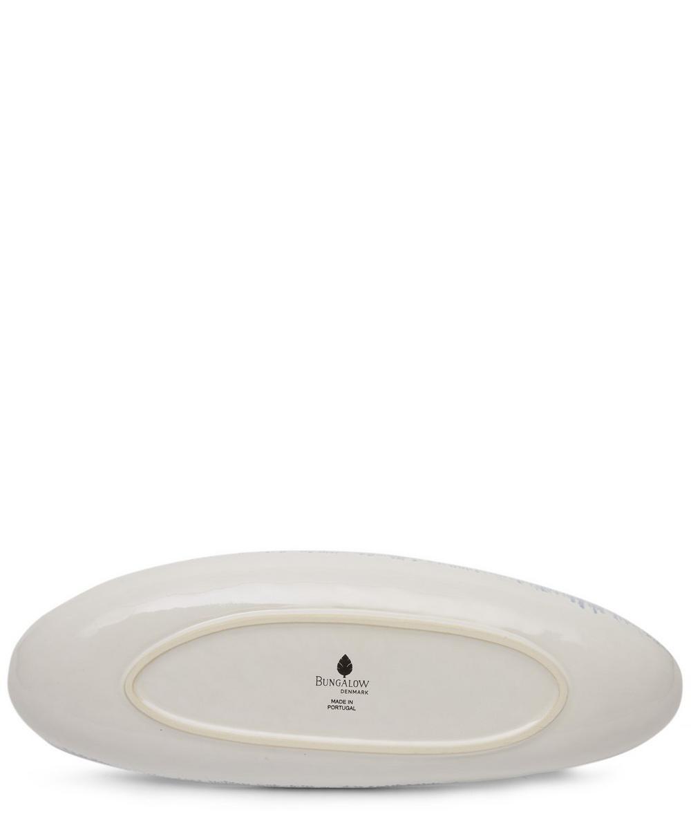 Jazzy Oval Platter