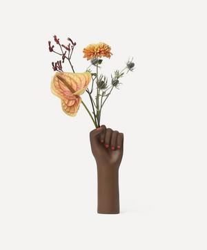 Girl Power Small Arm Vase