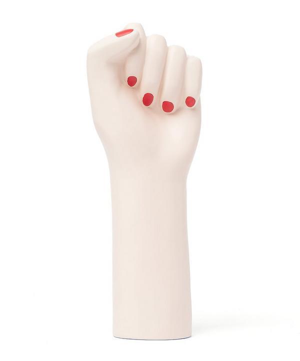 DOIY - Girl Power Small Arm Vase