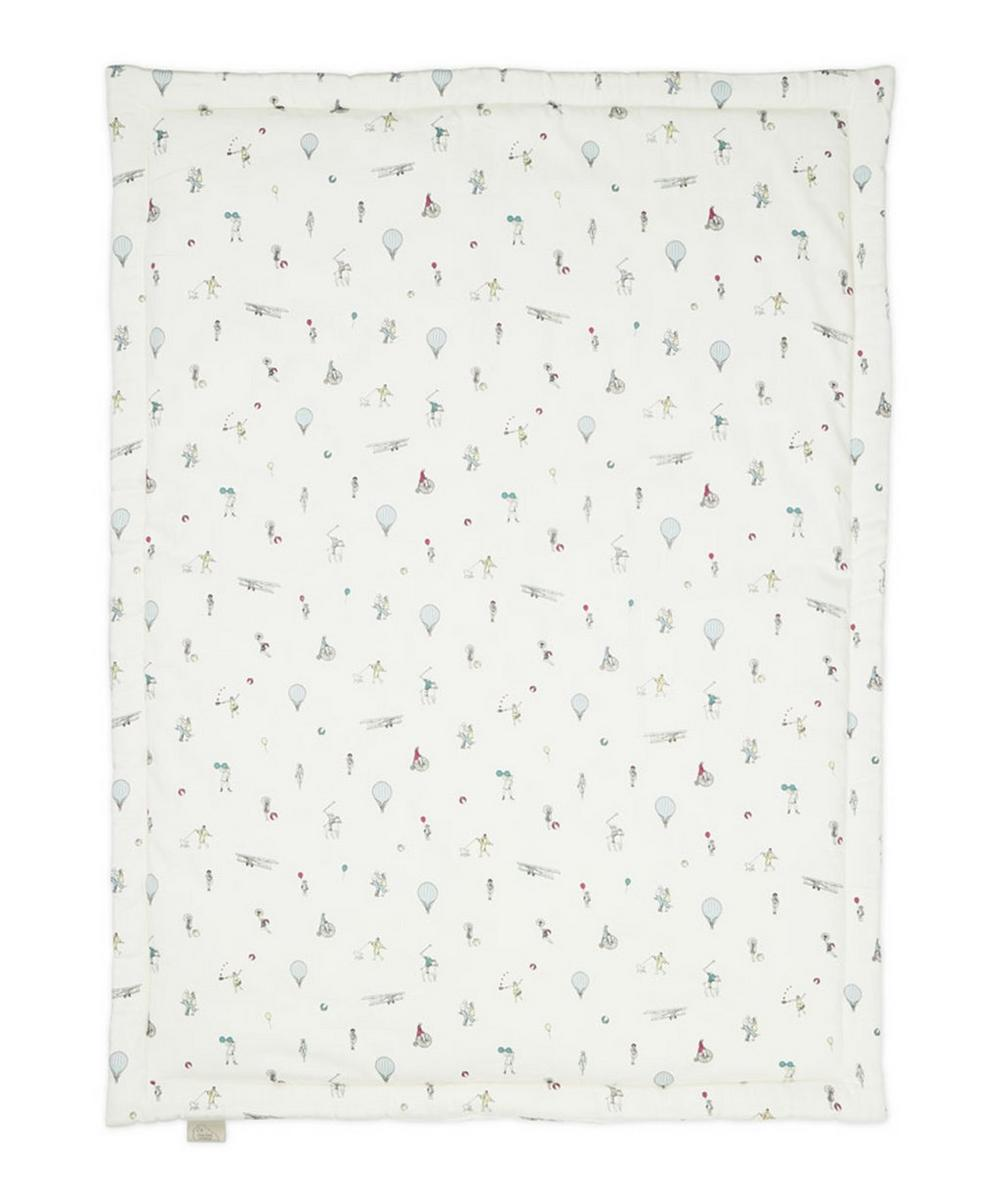 Soft Organic Cotton Blanket