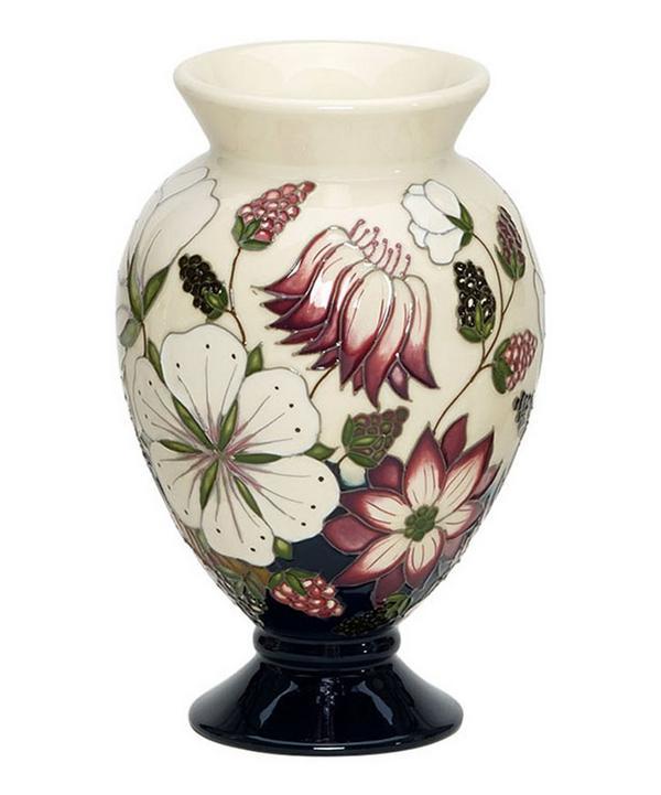 370/6 Bramble Revisited Vase