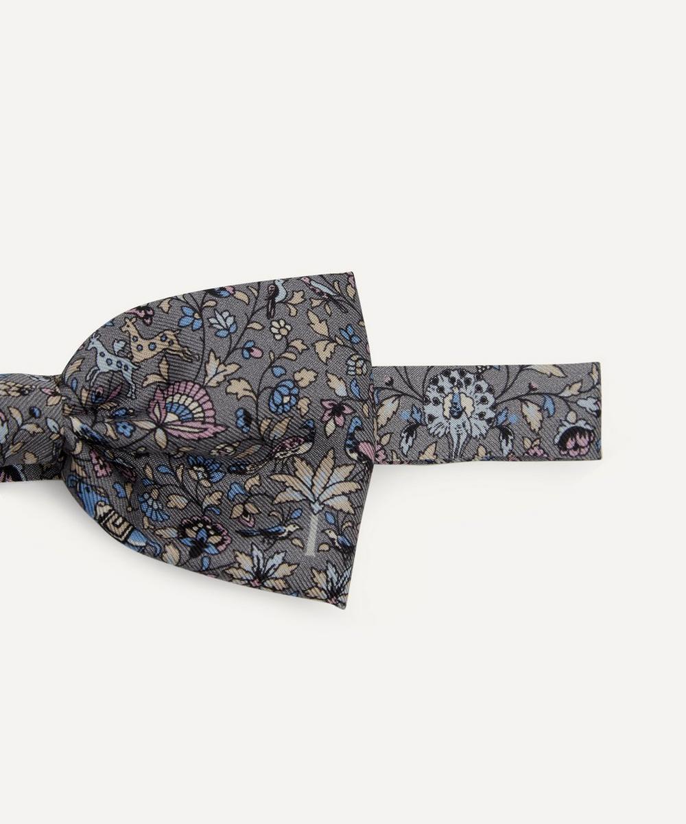 Imran Pre-Tied Silk Bow Tie