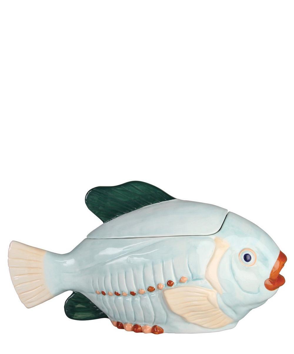 Large Fish Carp Jar