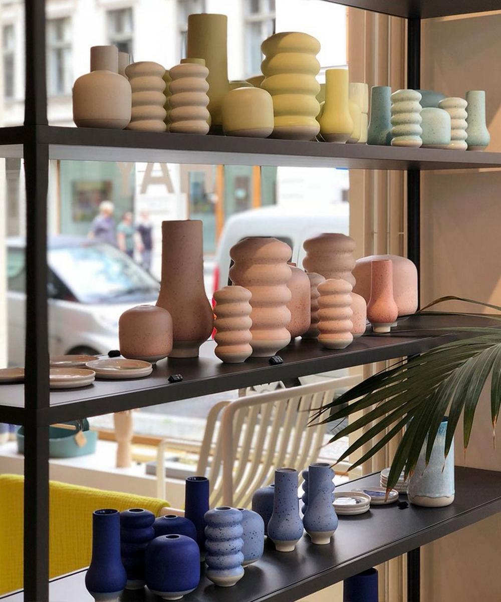 Assorted Colour and Shape Small Hana Vase