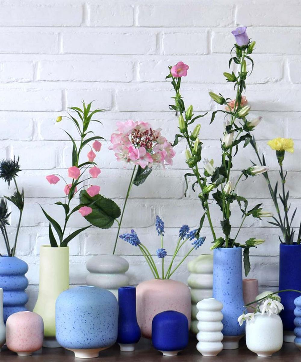 Assorted Colour and Shape Large Hana Vase