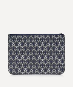 Iphis Canvas Clutch