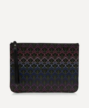 Iphis Canvas Dusk Clutch