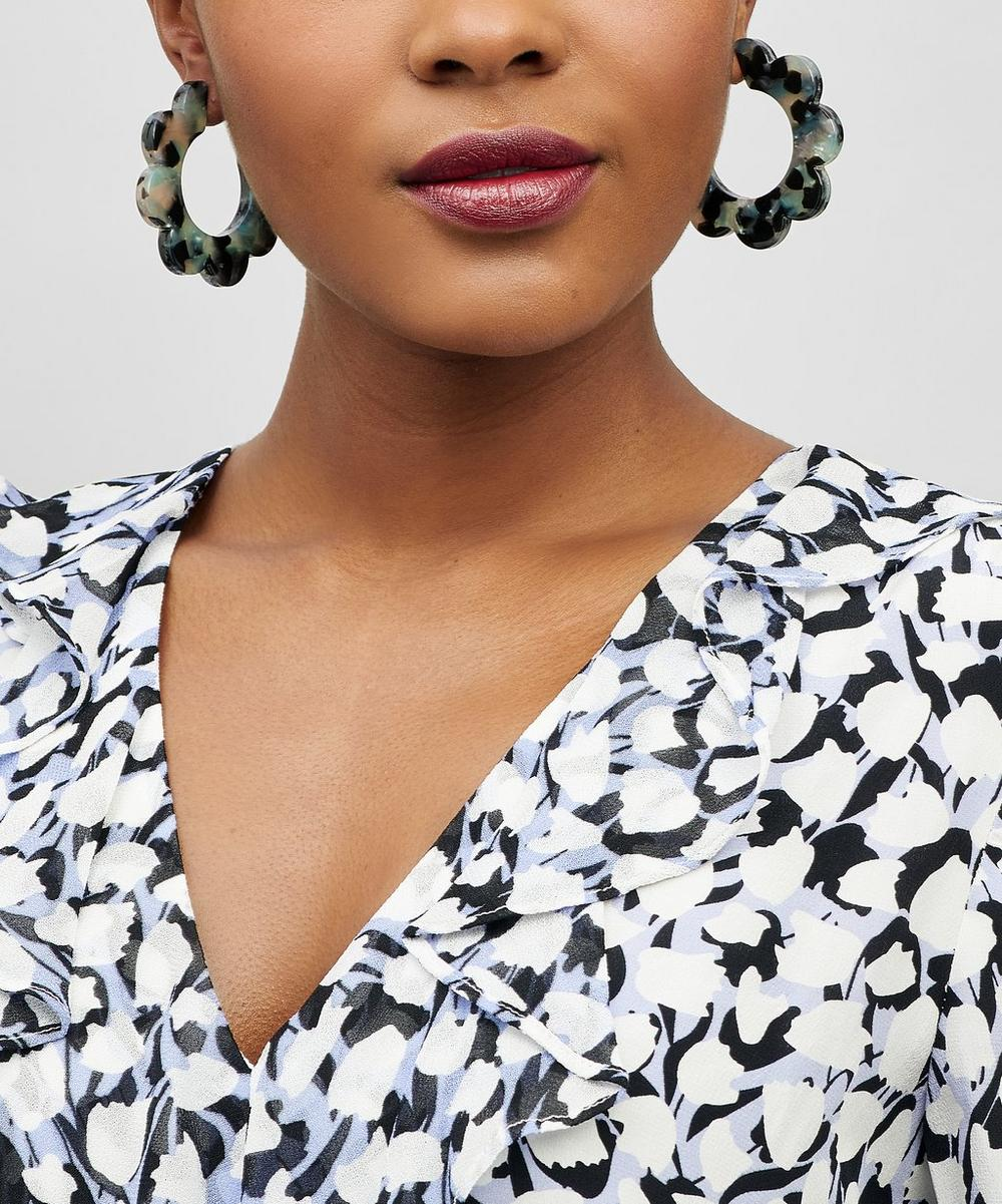 Maritza Hoop Earrings